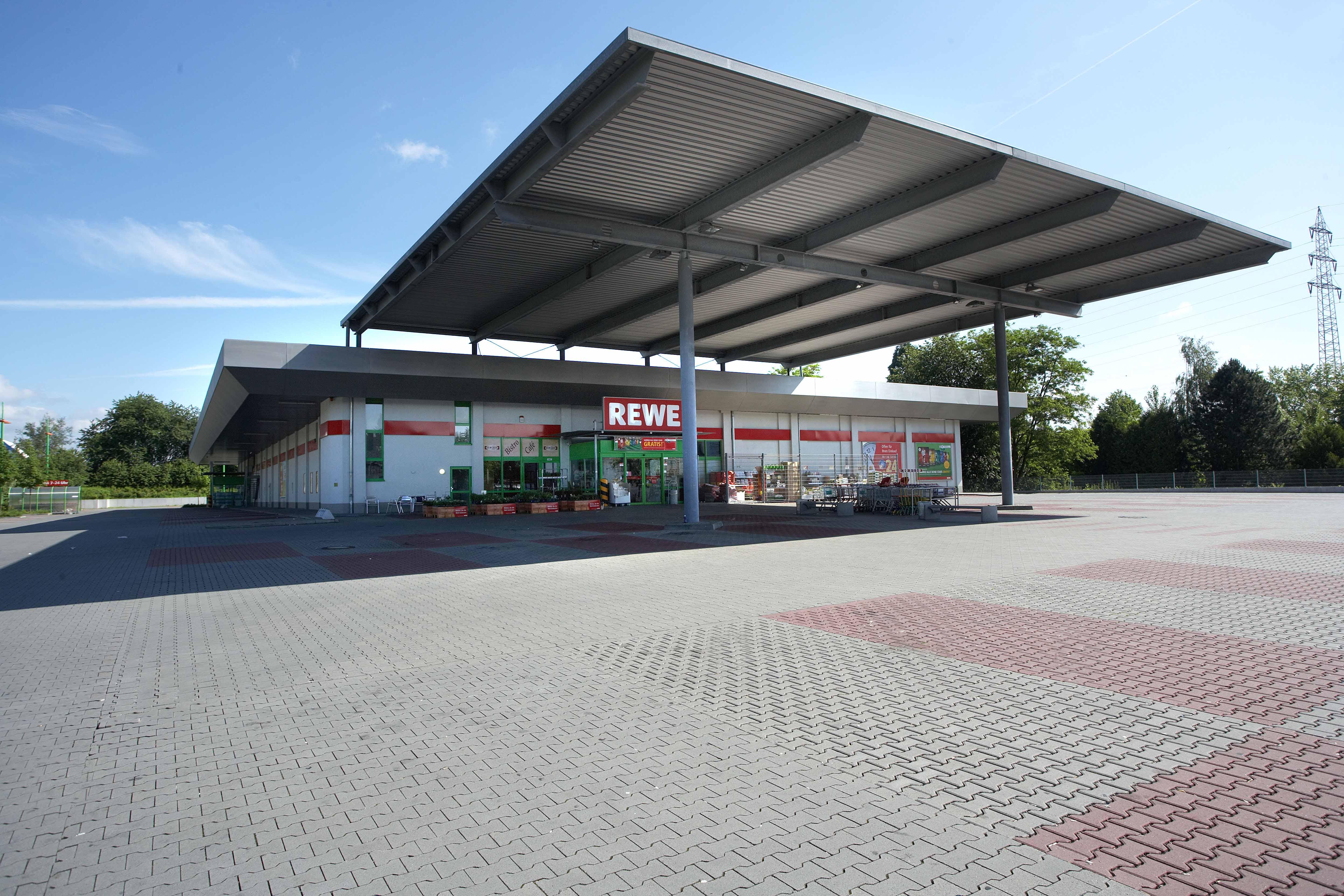 Rewe center praunheim